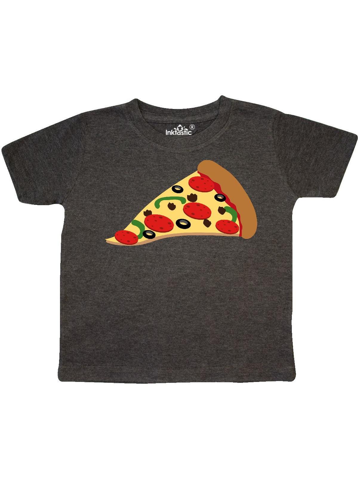 Pizza Slice Toddler T-Shirt