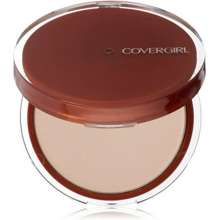 CoverGirl Clean Pressed Powder Compact, Classic Beige [130], 0.35 oz