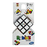Rubik's Cube 2 x 2 Mini Puzzle for Kids Ages 8 and Up; 1-Player Game; Play On the Go; Smoother, Faster Action; Original Rubik's Product