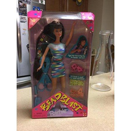 Automatic Bead Blast (Brunette Bead Blast Barbie)