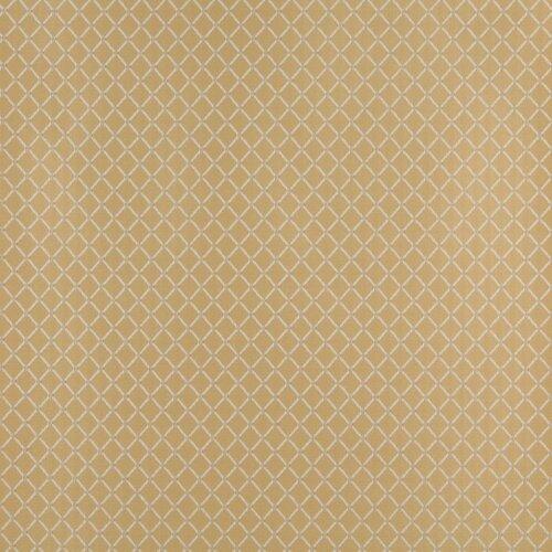 Wildon Home Diamond Jacquard Fabric