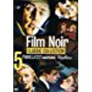 Film Noir Classic Collection, Vol. 1 (The Asphalt Jungle   Gun Crazy   Murder My Sweet   Out of the Past   The Set-Up) by TIME WARNER