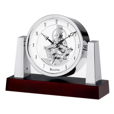 Largo Desktop  Clock by Bulova
