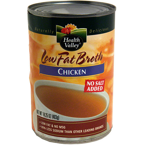 Health valley chicken broth