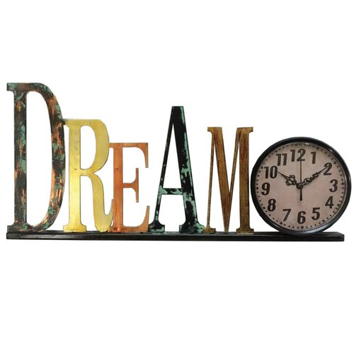 Loon Peak Dream Clock