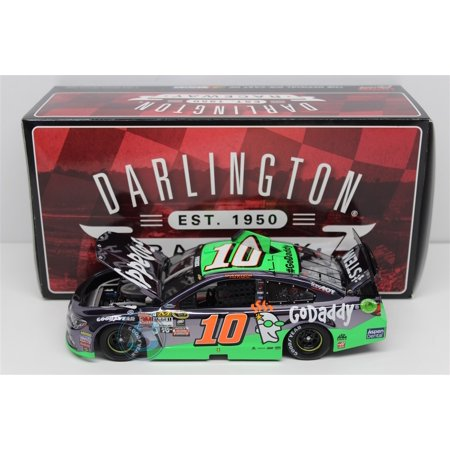 Danica Patrick 2015 Godaddy Darlington Throwback Special 1 24 Color Chrome Nascar Diecast