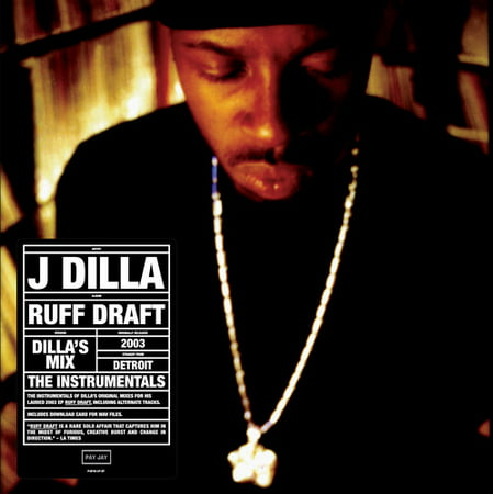 Dilla's Mix The Instrumentals (Vinyl)