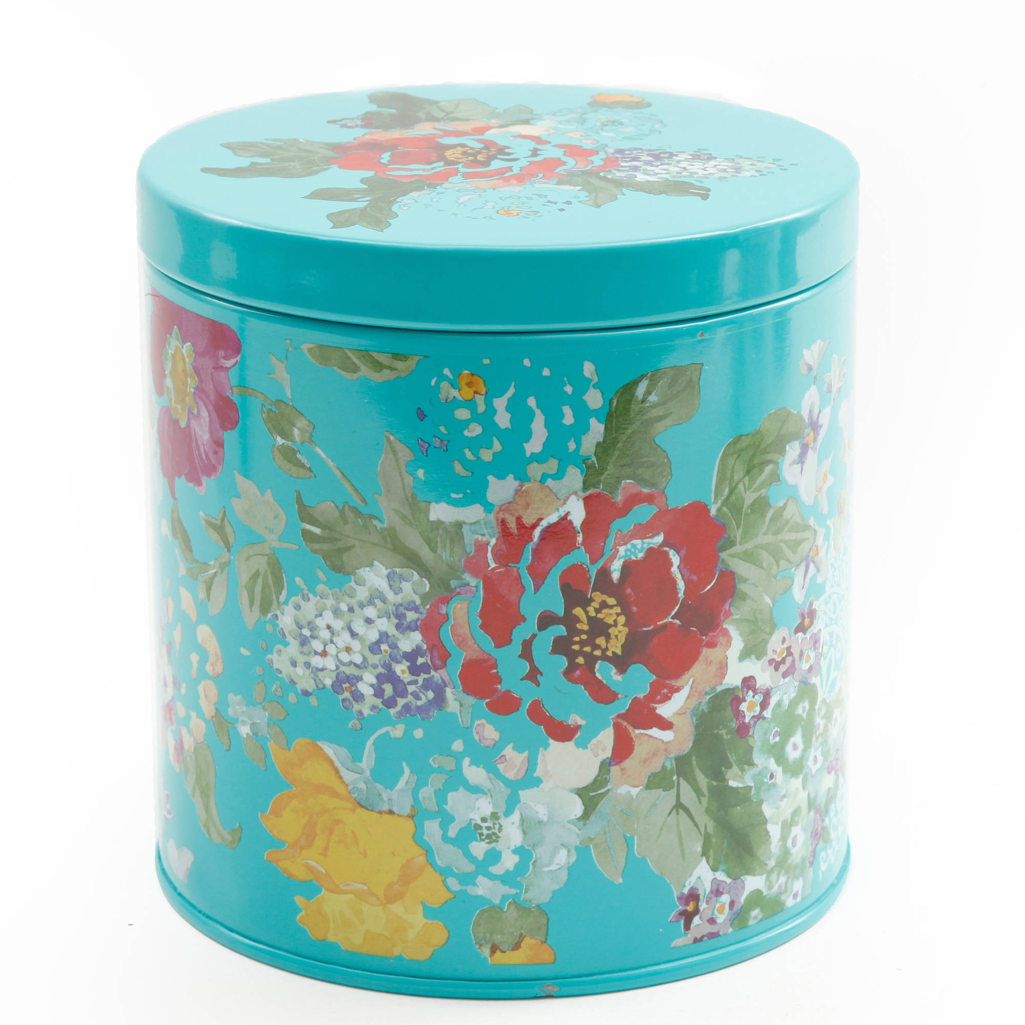 The Pioneer Woman Country Garden 3-Piece Canister Set - Walmart.com
