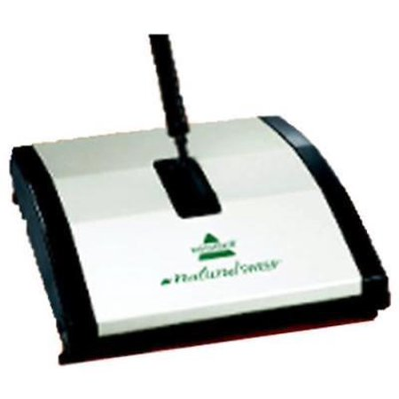 Floor Sweep (Natural Sweep Carpet & Bare Floor Cordless Sweeper, New Heavy Duty Sta)