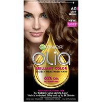 Garnier Olia Oil Powered Permanent Hair Color, 1 kit
