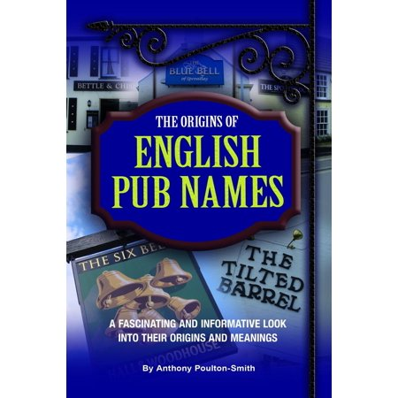 Origins of English Pub Names - eBook