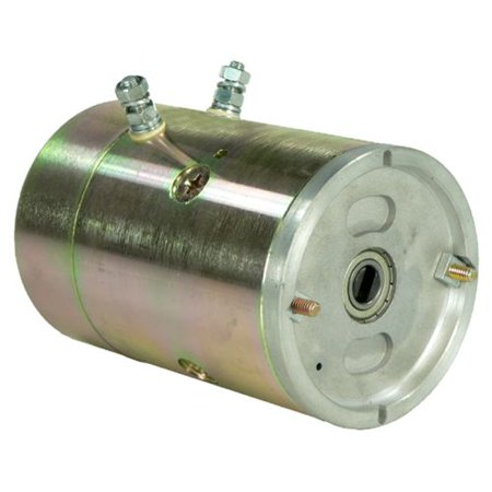 Db Electrical LMY0003 Snow Plow Motor for Meyer Meyers 15829 15841 - Heavy Duty, E57 & E60 Pumps, E57, E57H, E-60H 12Volt 4.5