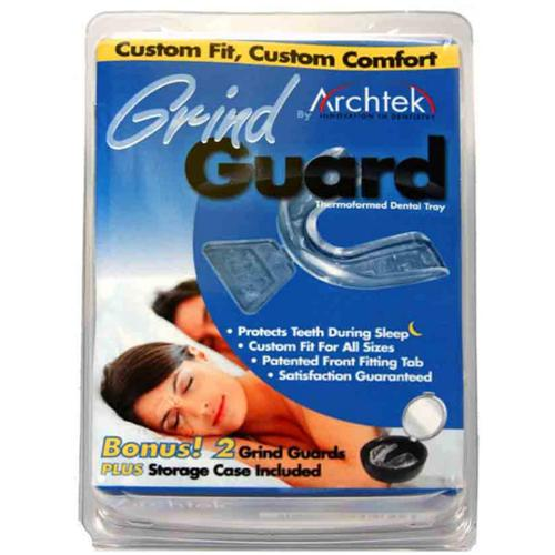 "Archtek Grind Guard Bonus with 3"" mirrored case, 2 ea (Pack of 3)"