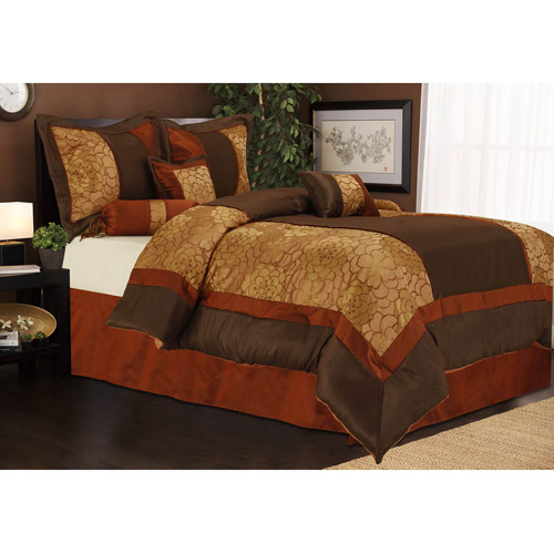 Sybil 7-Piece Bedding Comforter Set