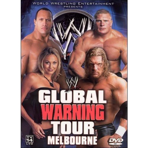 WWE: Global Warning Tour - Melbourne (Full Frame)