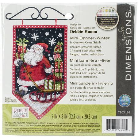 Debbie Mumm Bird - Dimensions/Debbie Mumm Counted Cross Stitch Kit 5