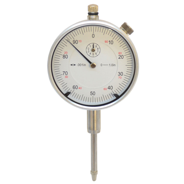 1/'/' High Precision dial Indicator .001/'/' AGD 2 Graduation Lug Back Gauge