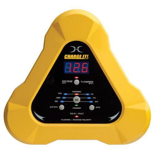 SOLAR 4520 12V 20/10/2 Amp Smart Charger