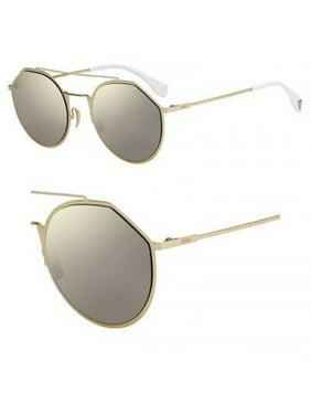 2cfc4403e14 Product Image Fendi Fendi Pilot Sunglasses FFM0021S J5G K1 54