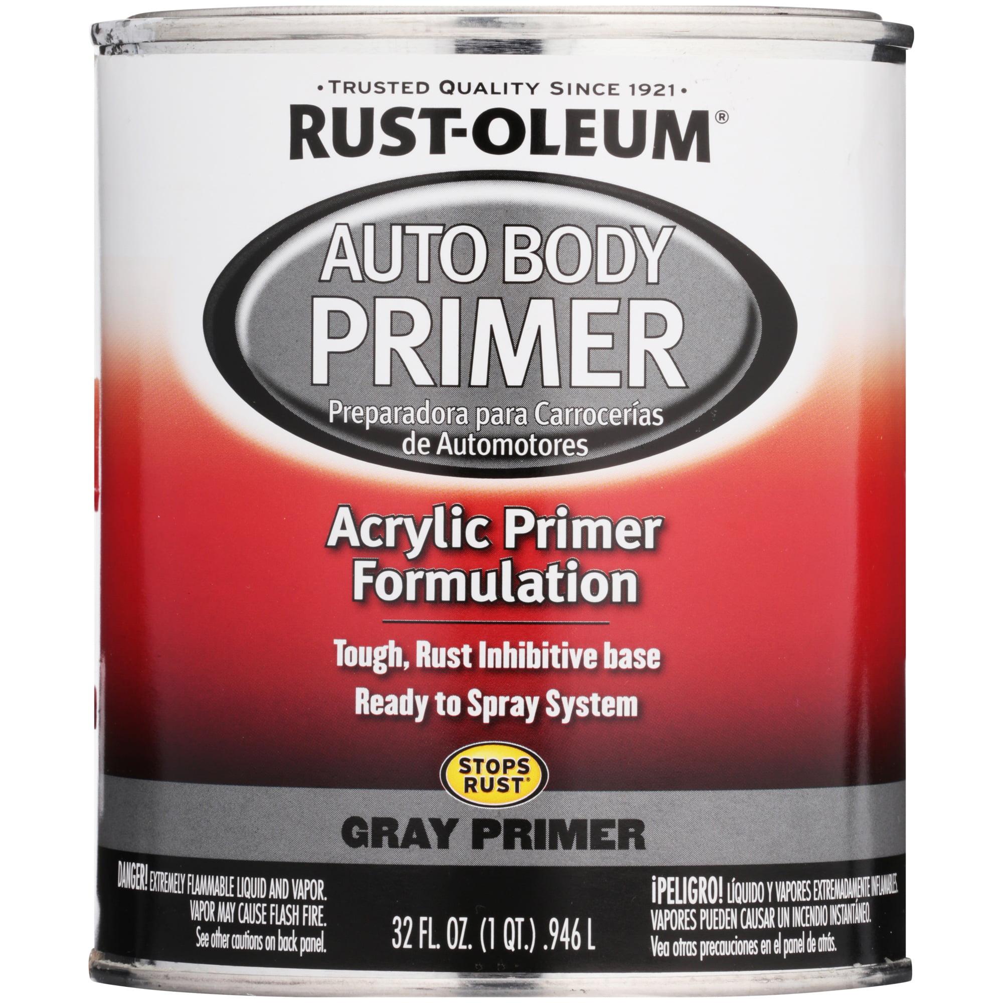Rust-Oleum® Gray Auto Body Primer 32 fl. oz. Can