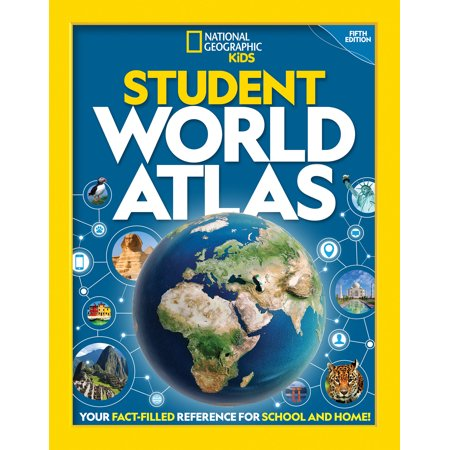 National Geographic Student World Atlas, 5th