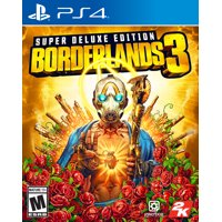 Borderlands 3 Super Deluxe Edition, 2K, PlayStation 4, 710425574979