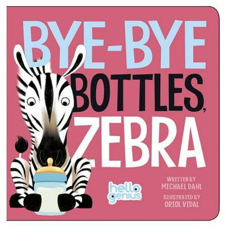 Bye Bye Bottles Zebra (Board (Zebra Logic Board)