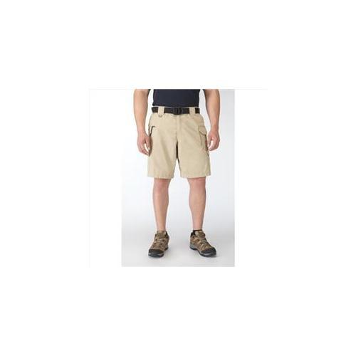 """5.11 Tactical Taclite Shorts, 9.5"""" inseam, TDU Khaki, Size 28 511 73287-162 28"""