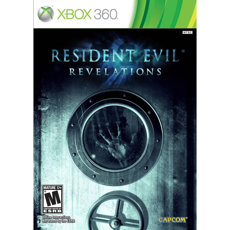 Resident Evil: Revelations (Xbox 360) - Pre-Owned
