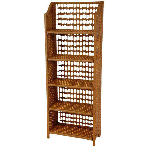 Oriental Furniture 53'' Standard Bookcase