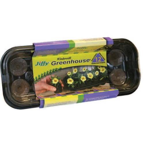 Jiffy 12 Pellet Greenhouse by Generic