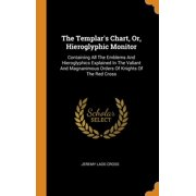 The Templar's Chart, Or, Hieroglyphic Monitor (Hardcover)