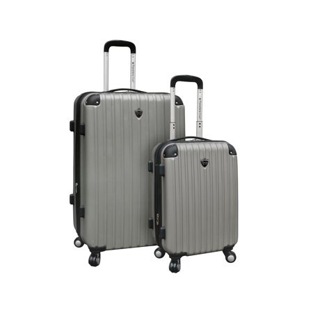 Travelers Club 2 pc. Expandable hard-side luggage set