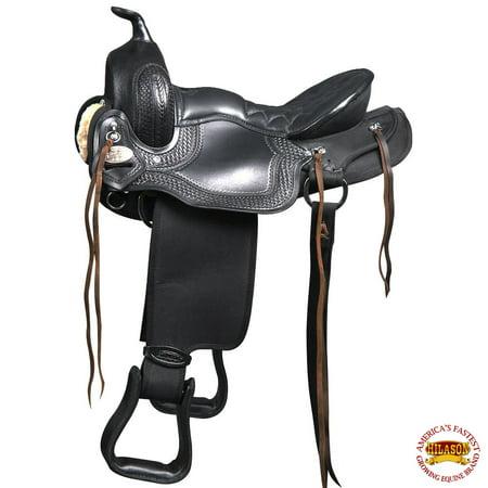 Gaited Endurance Saddle - 18