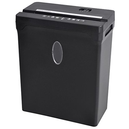 Sentinel 12-Sheet High Security Cross-Cut Paper/Credit Card Shredder with 2.5 Gallon Waste Basket ( FX121B ) - image 1 de 1