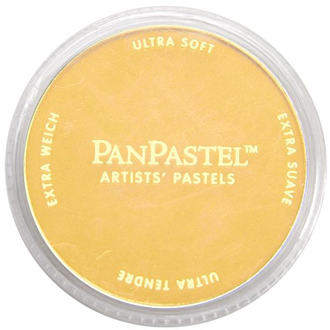 PanPastel Ultra Soft Artist Pastel Yellow Ochre Extra Dark