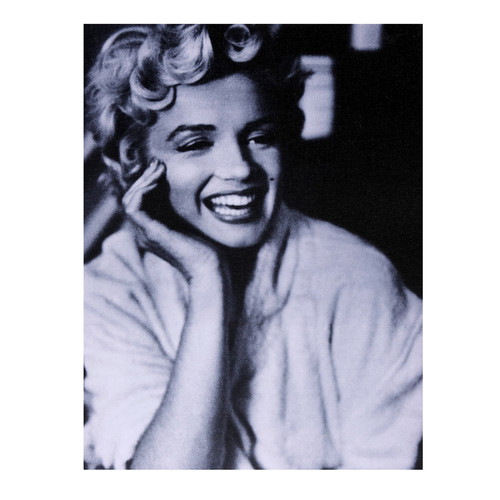 Amrita Singh Marilyn Monroe 1954 Wrapped Photographic Print on Canvas