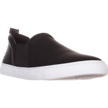 Womens G by GUESS Over Slip-On Sneakers, Black Multi