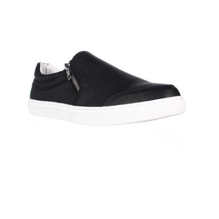 f05e3355e76 Steve Madden Ellias Side Zip Fashion Sneakers, Black | Walmart Canada