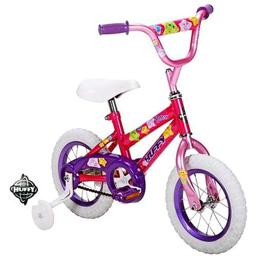 """12"""" Girls' Huffy Sea Star Bike"""