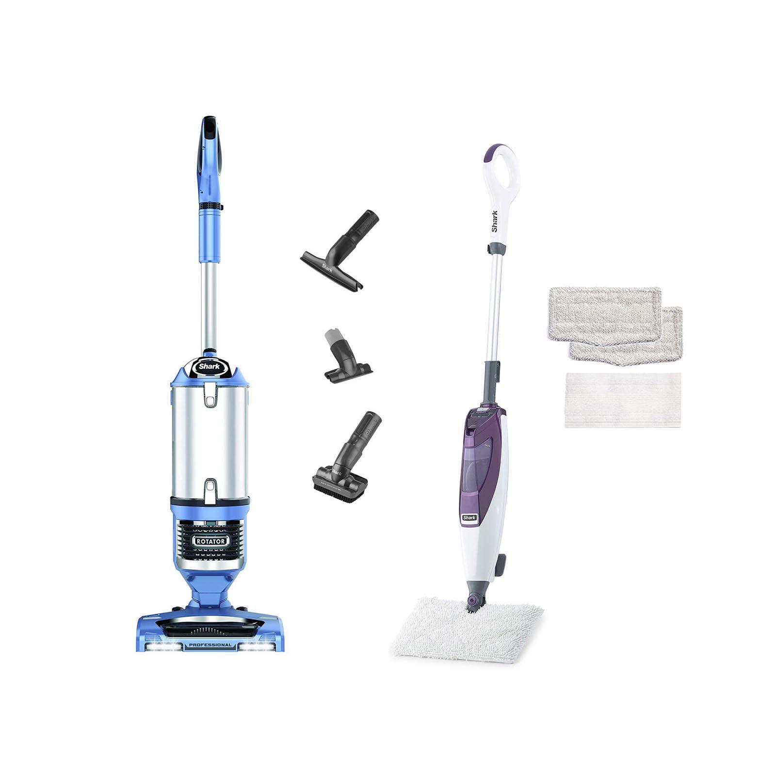 Shark Rotator Pro Lift-Away XL Upright Vacuum + Blast & Scrub Steam Pocket Mop