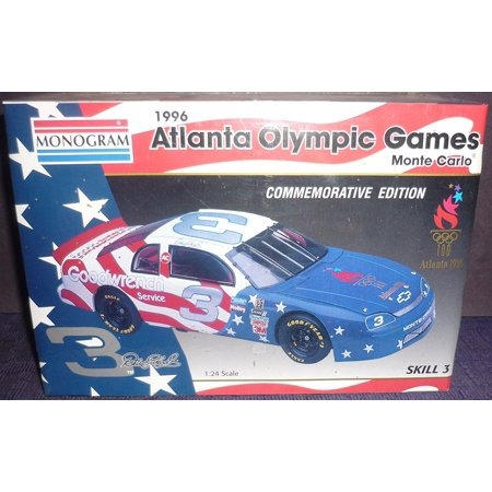 1996 Atlanta Olympic Games Monte Carlo Model, Skill lEVEL 3 By Monogram Ship from US