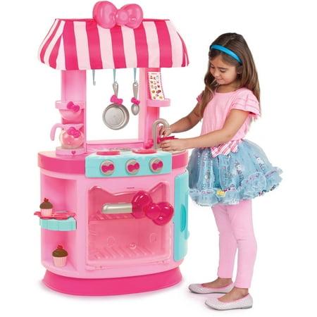 Hello Kitty Kitchen Set Walmart