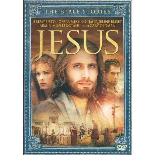 Jesus: The Bible Stories (Full Frame)