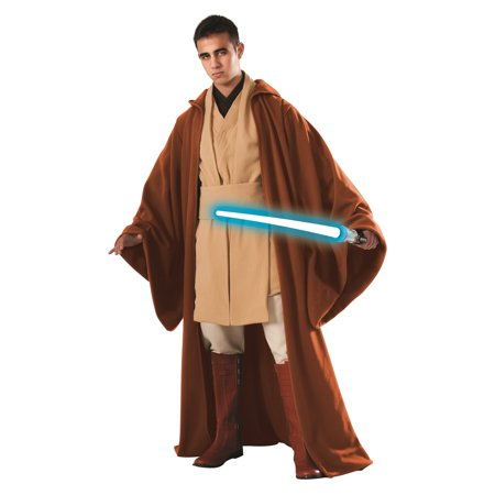 Obi Wan Kenobi Costume Adult (Star Wars Mens Grand Heritage Obi Wan Kenobi)