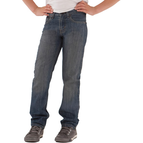 Signature By Levi Strauss & Co. Boys' Modern Straight Jeans