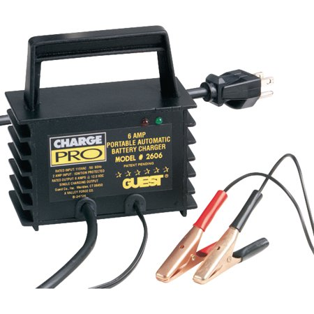 Marinco 12V Battery Charger with 1 Output