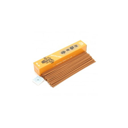 Amber, Box of About 50 Sticks, Nippon Kodo Morning Star, Japanese Style Incense