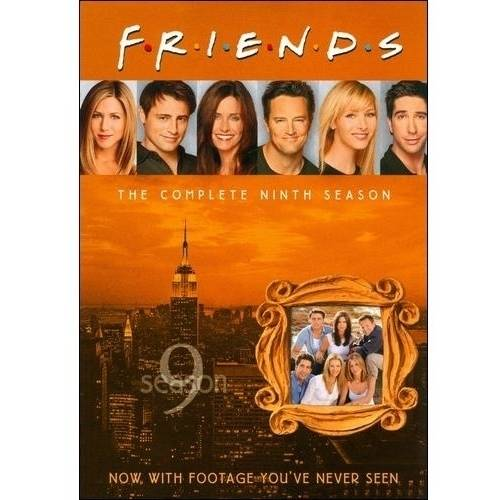 Friends: The Complete Ninth Season (Full Frame)
