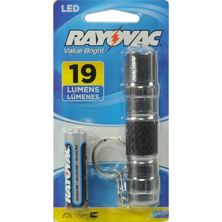 Rayovac 1 x AA LED Pocket Flashlight